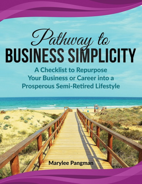 Coach Marylee Checklist to Business Simplicity