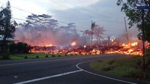 Big Island Lava Fires Hawaii News Now 2018