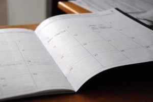 Making the Time while scheduling working on your business on your day planner